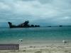 Schiffswrack, Moreton Island