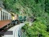 Eisenbahn nach Kuranda