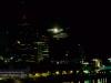 Melbourne bei  Nacht